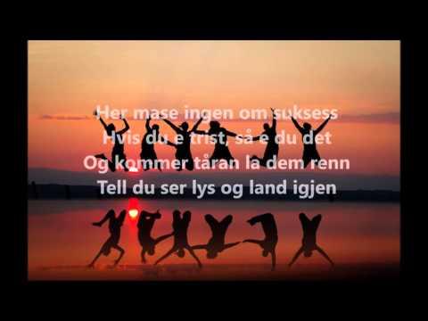 venner - halvdan sivertsen lyrics