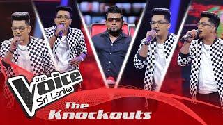 Sharitha Perera | Swrnapaliye (ස්වර්ණපාලියේ) | The Knockouts | The Voice Sri Lanka Thumbnail