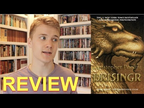 Inheritance Cycle - Review (Why I Did Not Finish)