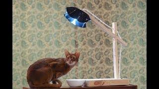 видео настольная лампа для рабочего стола светодиодная своими руками