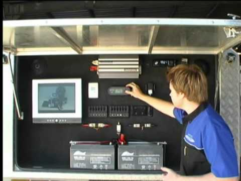 Trailer Battery Box Wiring Diagram Parts Of The Tongue Jts Offroad Tv Presents: Redarc Bms In Dss Defender - Youtube