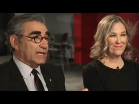 Eugene Levy, Catherine O'Hara recall early years in TV