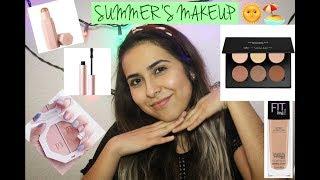 Simple Summer Makeup Tutorial | 2018