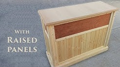 Building Custom Shop Counters | Cash Wraps
