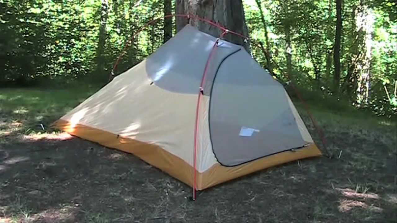 Only The Lightest Ch 108 Big Agnes Fly Creek UL2 Tent Review - YouTube & Only The Lightest Ch 108: Big Agnes Fly Creek UL2 Tent Review ...