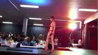 火热精彩美女泳装秀-2011年西澳州华人小姐大赛