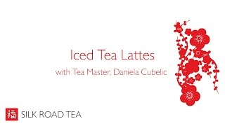 How To Make Iced Tea Lattes