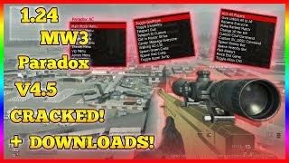 [MW3] Paradox v4.5 Host Menu Cracked + Download