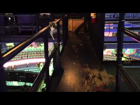 Saddledome Catwalk