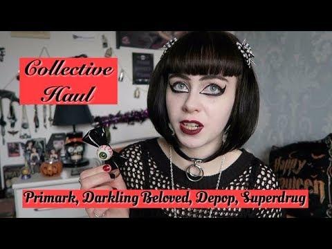 4e62583495aa Download Video COLLECTIVE HAUL - Primark, Darkling Beloved, Depop + ...