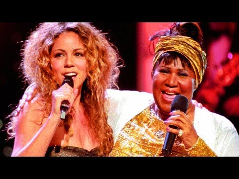 Mariah Carey & Aretha Franklin PRAISING/COVERING Eachother!