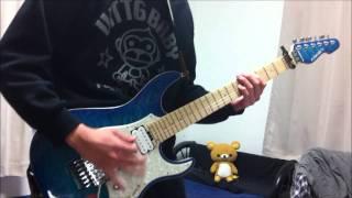 the HIATUS 「ベテルギウスの灯」 ギター