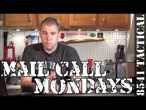 Mail Call Mondays #15 - Mental Checklist, Wind Meters, Lapping and Fluting