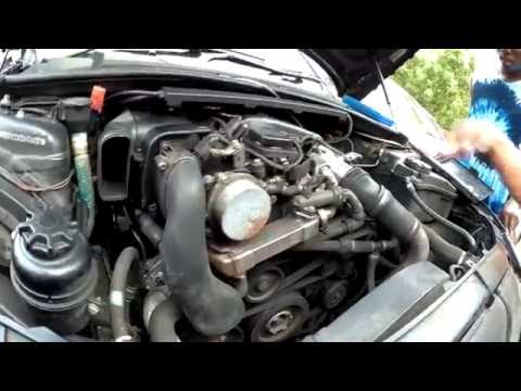 installing a decat downpipe e90 bmw 320d youtube. Black Bedroom Furniture Sets. Home Design Ideas