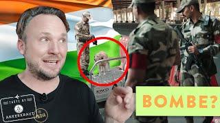 Ärger am Flughafen in Indien !!! (Reise Vlog)