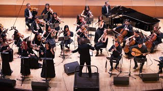 The Naghash Ensemble with String Orchestra (Short Excerpts)