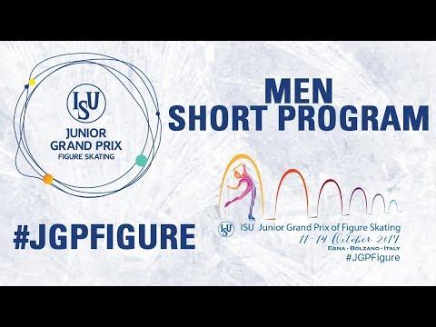 Men Short Program EGNA-NEUMARKT 2017