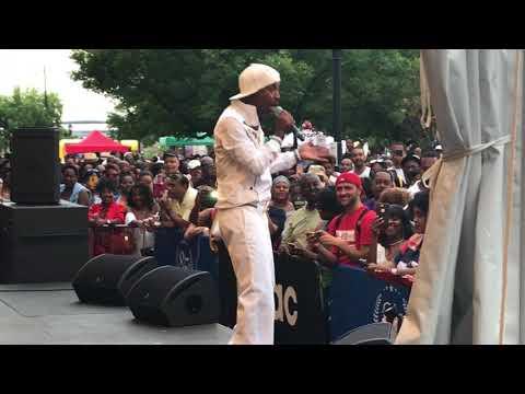Kurtis Blow Breakdancing 2017