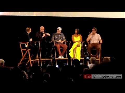 THE FANATIC Q&A With John Travolta, Fred Durst, Devon Sawa, Ana Golja - August 22, 2019