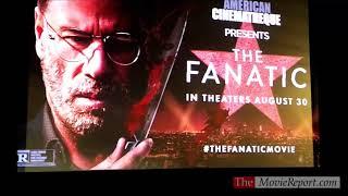 THE FANATIC Q&A With John Travolta, Fred Durst, Devon Sawa, Ana Golja - August 22, 2019