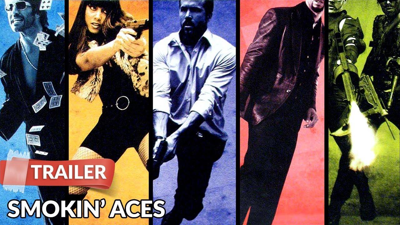 Smokin Aces 2006 Trailer Hd Ryan Reynolds Ray Liotta Youtube