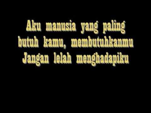Anji Kekasih Terhebat Lyrics
