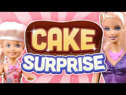 Barbie - Chocolate Cake Surprise | Ep.11