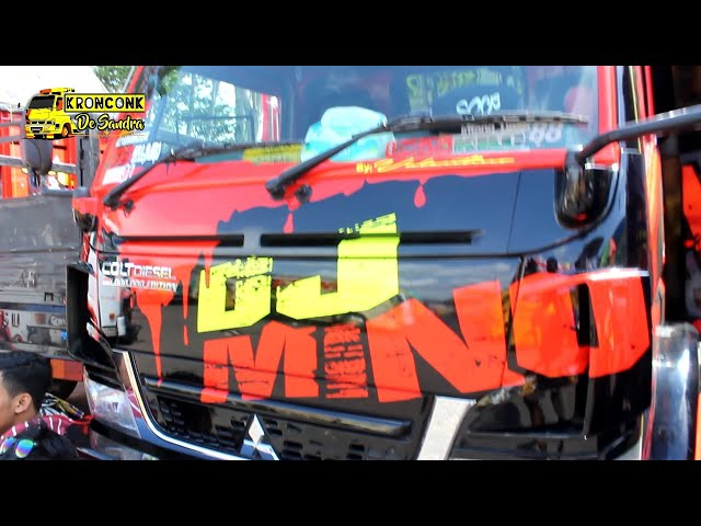 Sekilas Truck Mbois Dj Mino Bersanding Dengan Rental Purel