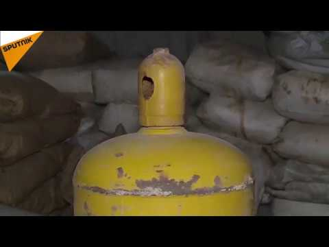 Syria: Russian Military Discovers Chemical Weapons Lab In Douma