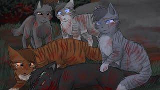 Коты воители. Смерти (НЕ ВСЕ)