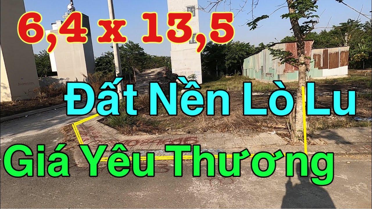 Bán Đất Lò Lu Quận 9 I Lô Góc 2 Mặt Tiền Đẹp 86,3m²