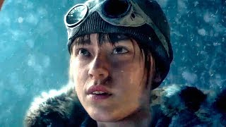 BATTLEFIELD 5 Nordlys Story All Cutscenes Movie