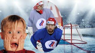 Якуб Флик Россия Чехия 1 1 Чемпионат мира по хоккею 2021