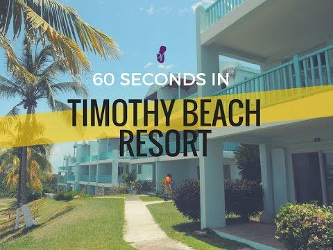 Timothy Beach Resort in St Kitts in Review