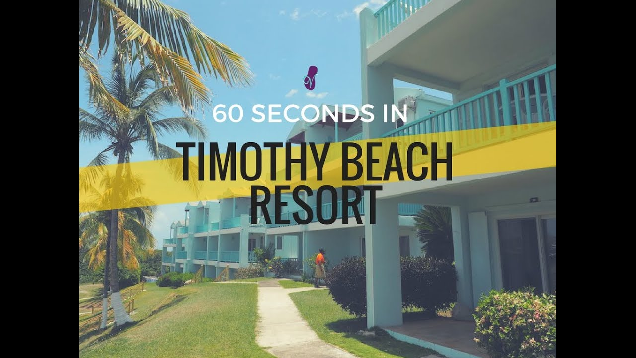 Timothy Beach Resort In St Kitts Review You
