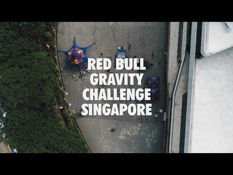 Red Bull Gravity Challenge Singapore 2017