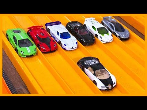 Bugatti Veyron vs 6 Hypercar Exotics