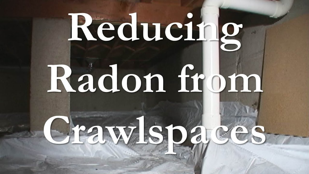Mitigating radon from crawlspaces youtube mitigating radon from crawlspaces solutioingenieria Image collections