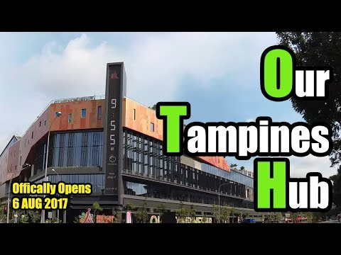 Our Tampines Hub (OTH) and its facilities