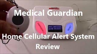 Medical Guardian Home Guardian Cellular Alert Review