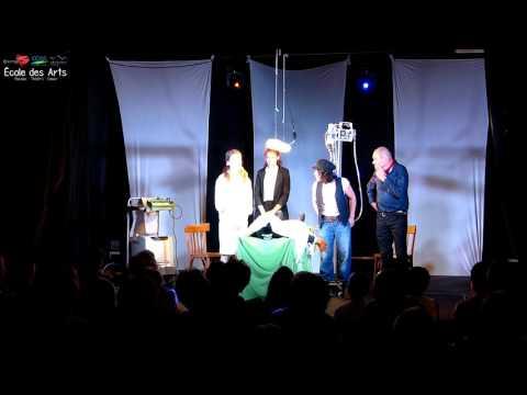 Diagnostic Réservé ( Classe de Théâtre Adultes Ecole des Arts Moûtiers Savoie)