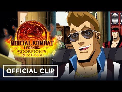 mortal-kombat-legends:-scorpion-s-revenge---official-johnny-cage-clip