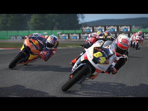MotoGP 17 | RACE Moto3 | Jakub Kornfeil | Misano | gameplay