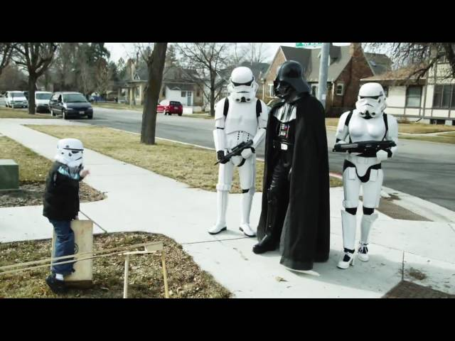 KESHA + STAR WARS Tik Tok Music Video Spoof!