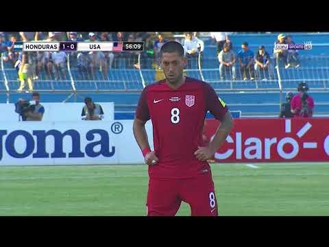 Honduras   1–1   United States  part 2