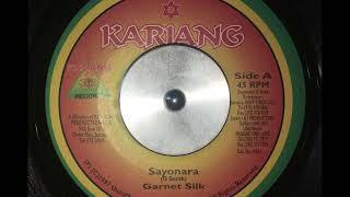 Download Garnet Silk - Sayonara MP3 song and Music Video