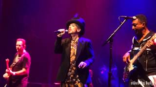 Culture Club-MISS ME BLIND-Live @ Hard Rock Casino, Vancouver, BC, July 17, 2015-Boy George