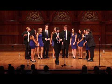 Sunday Candy (Donnie Trumpet & The Social Experiment) - The Harvard Callbacks
