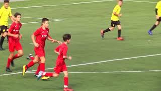 """U-14. """"Гірник-Спорт"""" - """"Лідер"""" (Кобеляки) - 3:0. 1 тайм. Товариська гра"""