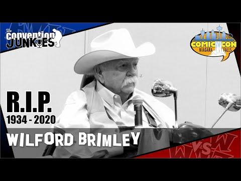 Wilford Brimley The Thing, Cocoon Niagara Falls Comic Con 2018 Full Panel